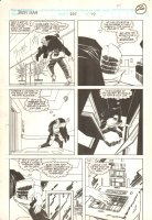 Iron Man #262 p.19 - James Rhodes - 1990 Comic Art
