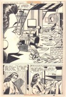 Wonder Woman #246 p.5 - Diana's Alter Ego - 1978  Comic Art
