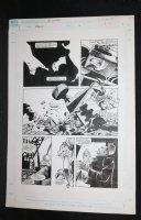 RoboCop #4 p.22 - LA - RoboCop Action - 1990 Comic Art