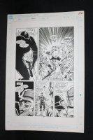 RoboCop #9 p.20 - LA - RoboCop Gunfight - 1990 Comic Art