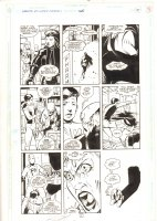 Legion of Super-Heroes #36 p.5 - 9 Panel Page - 1992 Signed Comic Art