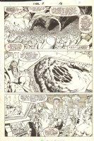Eternals #11 p.16 - Deviants in Coldsleep Coffins - 1986 Comic Art