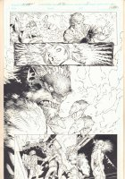 New X-Men #153 p.7 - Beast - 2004 Comic Art