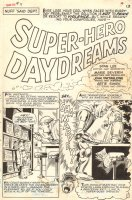 Not Brand Echh #11 p.1 - ''Super-Hero Daydreams'' - Kid with comic books turns into Dr. Doom to scare store owner - 1968 Comic Art