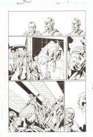 Trinity #24 p.5 - Firestorm and the Flash Imprisoned - 2008 Comic Art