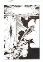 Trinity #18 p.12 - Firestorm - 2008 Comic Art