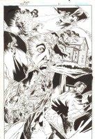 Trinity #21 p.7 - Ultraman of the Crime Syndicate of Amerika Scars Enigma (Origin) - 2008 Comic Art