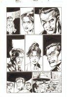 Trinity #1 p.7 - Bruce Wayne, Clark Kent, & Diana Prince - 2008 Comic Art