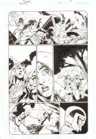 Trinity #19 p.2 - Tarot and Gangbuster - 2008 Comic Art