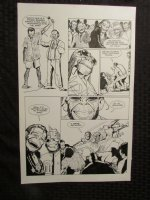 Planet Of The Apes #? p.3 Rock Star Apes Mongo Comic Art