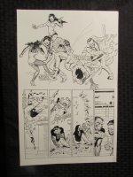 Planet Of The Apes #? p.5 4 Mongo 1/2 Splash Comic Art