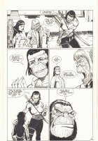 Ape City #2? p.25 - Ape Babe - 1990 Comic Art