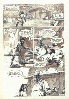 Ape City? Nation? Planet of the Apes? #? p.25 - Ape Work - 1990s Comic Art
