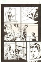 Amazing Spider-Man #515 p.4 - Peter Parker Teaching Class - 2005 Comic Art