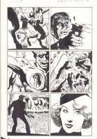 Lori Lovecraft: My Black Pages p.30 - Shooting Monsters - 2007 Comic Art