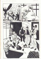 Lori Lovecraft 'Into the Past Part II' p.22 - Splash - 2002 Comic Art