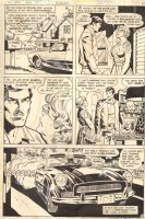 Isis #6 p.8 - Rick Mason - 1977 Comic Art
