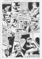 She-Hulk #11 p.13 Morbius, Vampire Comic Art