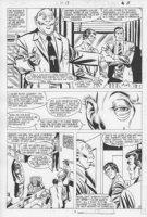She-Hulk #17 p.5 Elephant Man Comic Art