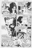 She-Hulk #24 p.9 Romance pg. Comic Art