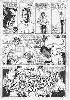 She-Hulk #25 p.15 Torque Ka-Rash! Comic Art
