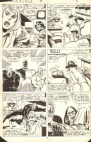 Savage She-Hulk, The #12 p.18 - She-Hulk vs. Gemini - 1981 Comic Art