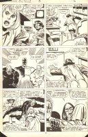 Savage She-Hulk, The #12 p.18 - She-Hulk vs. Gemini - 1981 Comic Art