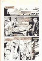 Bloodshot Last Stand #1 p.28 - Interrogation - 1996  Comic Art