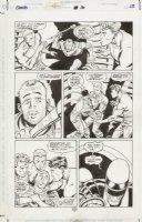 Challengers 16 p.13 Comic Art