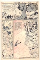 The Spectre #5 p.11 - Giant Sized Spectre Time Traveling Rescue - 1968