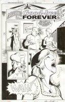 Archie Double Digest #201 p.2 Title Splashy Betty Comic Art