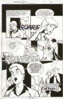 Archie Double Digest #202 p.29 Betty end pg. Comic Art