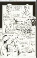 Archie Double Digest #202 p.4 Moose Clean-Up Bullfrog Pond Comic Art