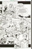 Archie Double Digest #202 p.8 Everybody Clean-Up Bullfrog Pond Comic Art
