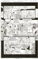 Archie Double Digest #203 p.17 BBQ Comic Art