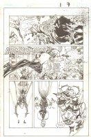 Dart #1 p.4 - All Action Comic Art