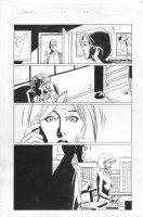 Spider-Girl #37 p.22 Comic Art