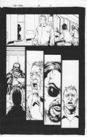 New X-Men #140 p.17 Bishop Comic Art