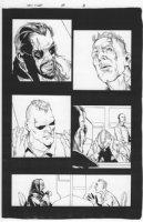 New X-Men #140 p.18 Bishop Comic Art