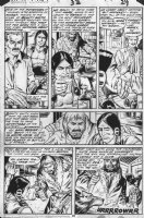 'White Fang' p.29 (1978) Comic Art