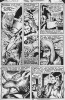'White Fang' p.30 (1978) Comic Art
