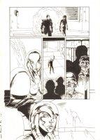Marvel Zombies 3 #4 p.3 - Jocasta - 2009 Comic Art