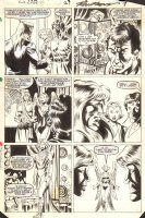 Ka-Zar the Savage #29 p.7 - 'A Match Made in Hell!' - 1983 Signed Comic Art