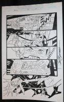 Incredible Hulk #12 p.29 - 2000 Signed  Comic Art