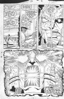 Marvel Comics Presents #23 p.8 - Master Mold - 1989 Comic Art