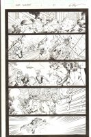 Hercules - Twilight - Issue 1 Pg 21 - Signed Comic Art