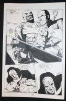 Badger #41 p.24 - Throat Cutting - 1988  Comic Art