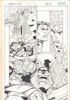 Fantastic Four #12 p.5 - Great F4 vs. Villains - 1997  Comic Art
