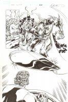 Hercules - Twilight - Issue 1 Pg 22 - Evil Surfer Splash Comic Art