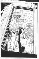 Marvel Comics Presents - Master Mold 100% Splash Comic Art